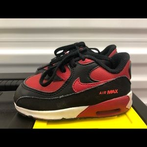 Nike Toddler Air Max 90 Low Top Shoes Sneakers